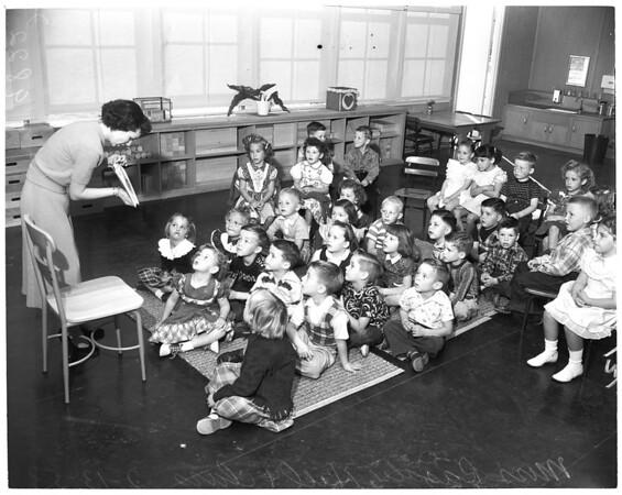 Emelita Street Elementary School opens, 1953
