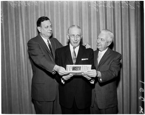United Jewish Welfare Fund, 1959