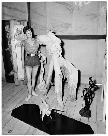 Fairs: San Bernardino County, 1954