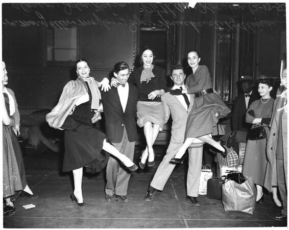 Ballet, 1953