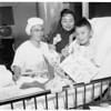 Chinese boy's surgery, 1960