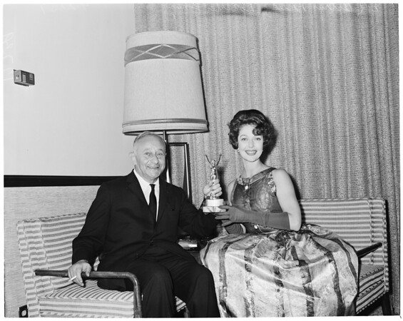 Costumers Ball award, 1959
