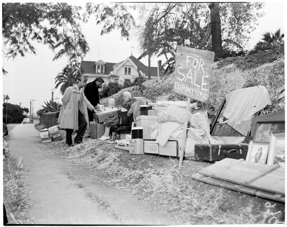 Eviction, 1953