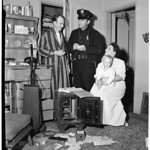 Kidnap-robbery (child hostage and robbery of father), 1953