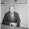 Dean of UCLA Dental School, 1960