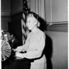 Detail 9 of 17, School Board loyalty hearing, 1952