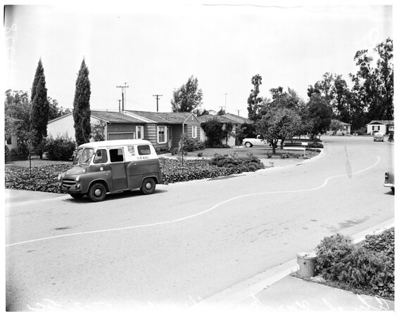 Detail 5 of 7, City of Garden Grove, 1960