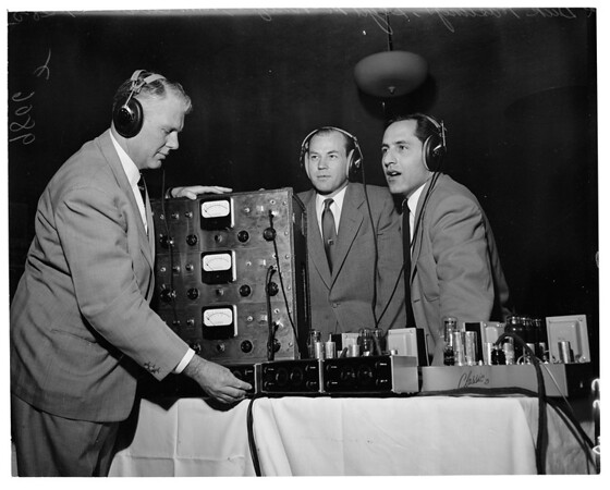 Third dimension sound, 1953