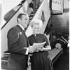 Johansson arrival, 1959