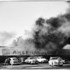 Detail 15 of 19, Fire at Pico Boulevard and Broadway, 1954