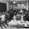 Volunteers of America Christmas dinner, 1953