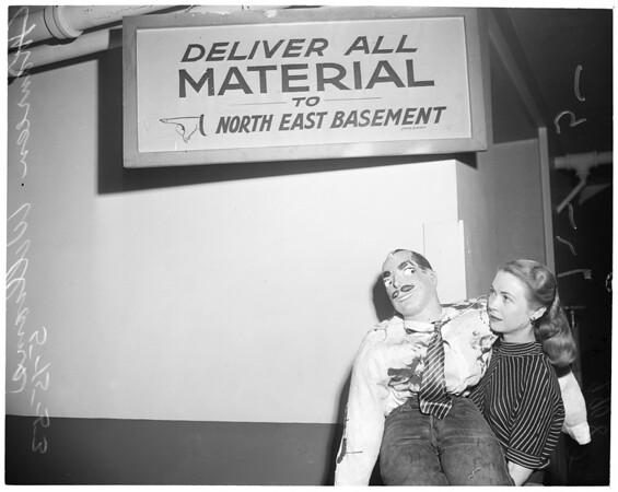 Dummy, 1953