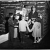 Shrine Christmas party, 1953