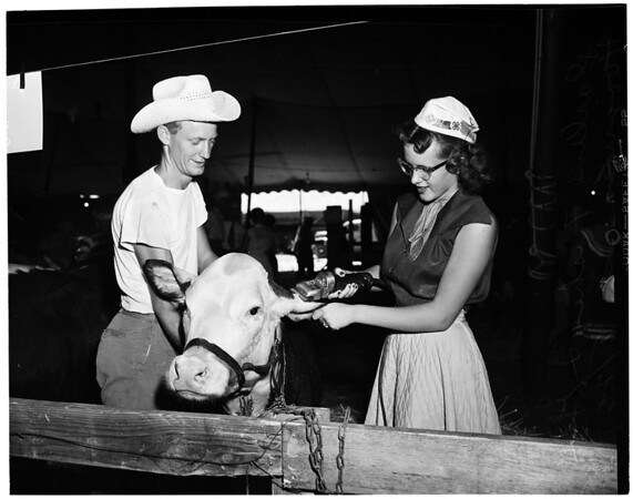 San Bernardino County Fair, 1953