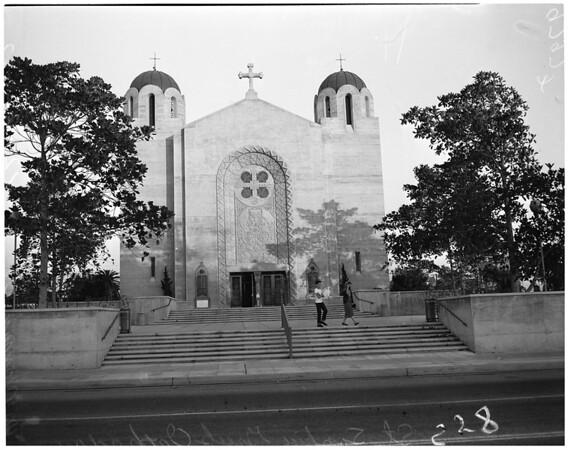 Churches, 1952
