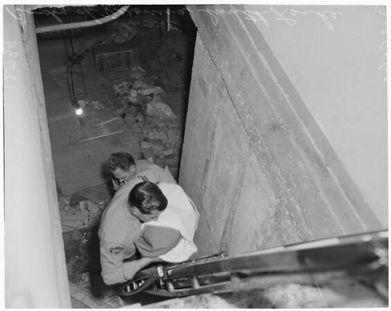 Detail 1 of 3, Murder, 1960