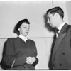 Anita O'Day narcotics conviction, 1953