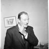 Wayne divorce, 1953