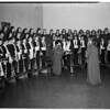 Detail 1 of 17, School Board loyalty hearing, 1952