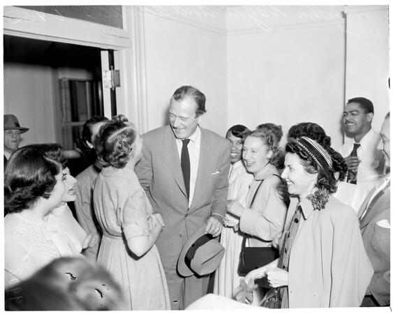 Wayne story, 1953