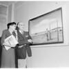 Chouinard honored, 1960