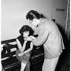Suspected narcotic peddler, 1953