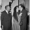 Mr. and Mrs. William Gargon, 1953