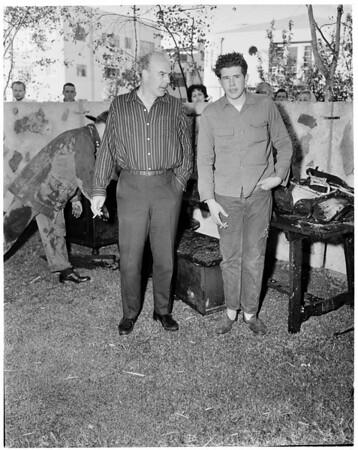 Fire -- Local, 1960