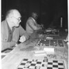 Checker tourney at San Gabriel, 1953