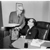 Dope inquiry, 1953