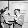 John Wayne hearing, 1953