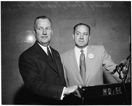 Mundy I. Peale -- President, Republic Aviation Corporation, 1953