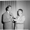 Detail 2 of 6, City of Hope convention and awards, 1953