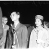 Detail 1 of 2, Arrival of King and Queen of Thailand, 1960