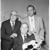 Polio meeting, 1960