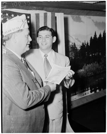 Naturalization, 1953