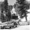 Snow on Angeles Crest Highway, 1959