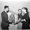 Scholastic Arts awards, 1953