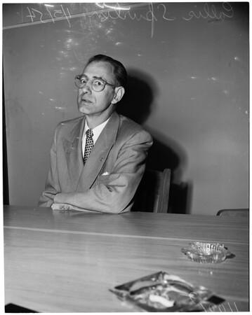 State Senate Committee on Un-American Activities, 1954