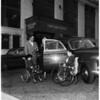 Detail 1 of 2, Kabat Kaiser car gift (station wagon), 1952