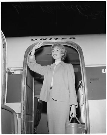 Miss Skyways, 1956