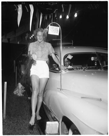Detail 15 of 20, Riverside County Fair (Hemet), 1953