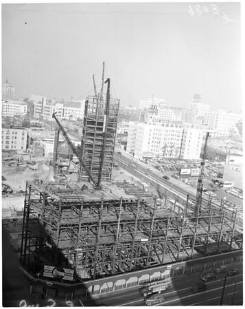Statler Hotel, 1950