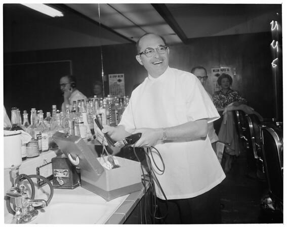 Barber, 1960