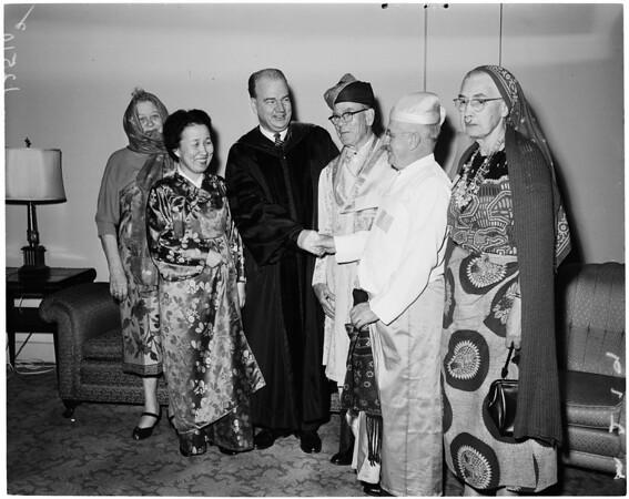 Missionaries, 1959