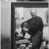 Captain Berbom dies, 1953