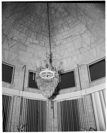 Dream castle (4857 Melrose Avenue), Hollywood, 1953
