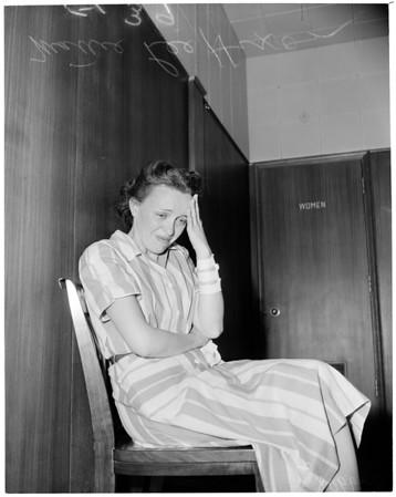 Lynwood school bus accident, 1954