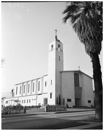 Churches, 1952
