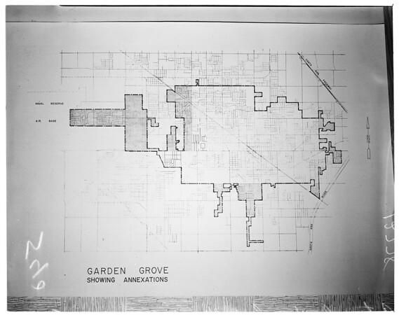 Detail 3 of 7, City of Garden Grove, 1960